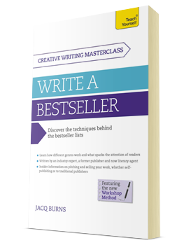 how to write a bestseller by jacqueline burns